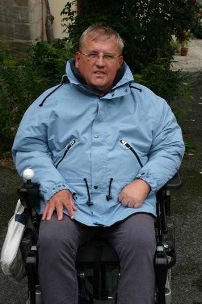 Rollstuhljacke sportlich