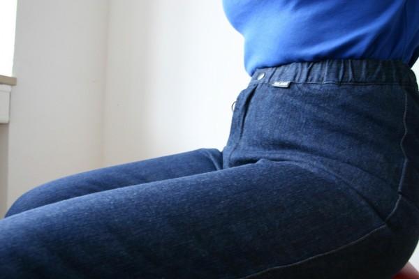 Rollstuhlhose jeans