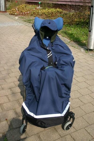 Rollstuhl Wintercape