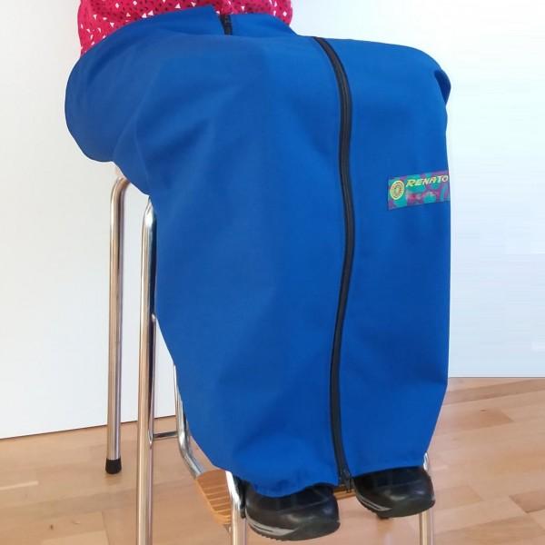 Wetterfeste Decke für Rollstuhlfahrer