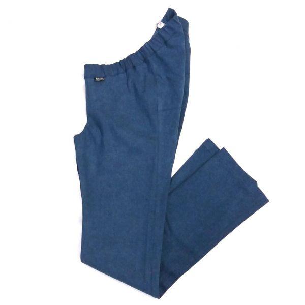 Rollstuhlhose - jeans - schmales Bein